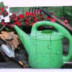 MindStart 24 Piece Gardening Puzzle