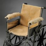 Soft Wheelchair Seat and Back
