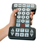 Tek Partner Large Button Universal Remote