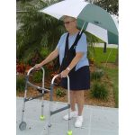 Hands Free Umbrella Holder Bag