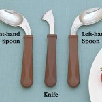Melaware Cutlery Adapted Dining Utensils