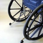 Safe-T-Mate Rear Anti Tippers for Wheelchairs