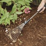 Garden Hand Rake by OXO Good Grips