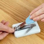 Mounted Nail Clippers