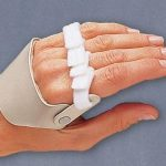 3pp® Radial Hinged Ulnar Deviation Splint Left Hand