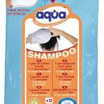 Aqua Shampoo Gloves