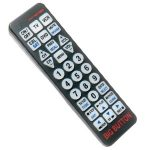 Big Button Universal Remote