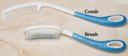 body-care-long-handle-14-inch-brush-and-comb-set-3