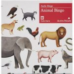 Active Minds Animal Bingo