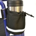 Vertical Mount Unbreakable Cup Holder