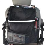 Deluxe Wheelchair Seatback Bag