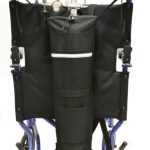 E Size Wheelchair Oxygen Tank Holder