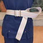 Pediatric Stripe Gait Belts