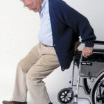 Safe-T-Mate Wheelchair Anti Rollback Device