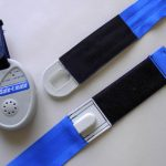 Safe-t-mate Wheelchair Alarmed Safety Belt