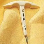 Zip It Zipper Pull