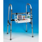 Deluxe Walker Basket with Straps