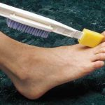 Dr. Joseph's Footbrush Kit