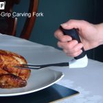 Easi-Grip Carving Fork
