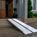 EZ – Access 8 ft Suitcase Ramp Signature SS8
