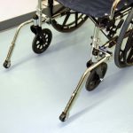 Safe-T Mate Wheelchair Front Anti Tippers