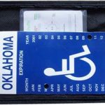 HandiCard Handicapped Parking Permit Display