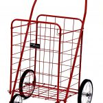 Jumbo Shopping Cart