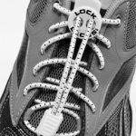 Lock Laces Elastic Shoelaces