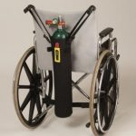TO2TE E Size Walker & Wheelchair Oxygen Tank Bag