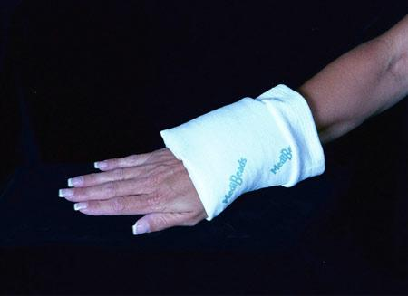 Wrist Hot or Cold Wrap - MediBeads Carpal Cuff, Bruder