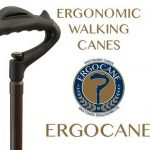 Ergocane Fully-Adjustable Ergonomic Cane