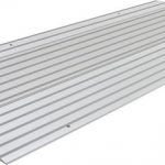 EZ Access 2 inch Aluminum Threshold Ramp