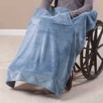 Granny Jo Fleece Lap Blanket