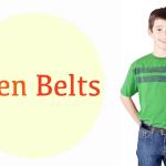 Myself Belt Teen 27-29 inch Belt
