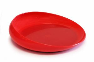 non-skid-scoop-dish-red