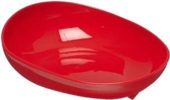 non-slip-oval-scooper-red-dish