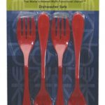 Plastic Knork Set of 4