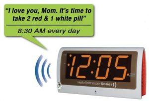 reminder-voice-activated-clock