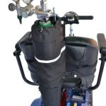 Scooter E Size Oxygen Tank Holder