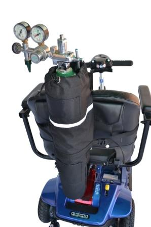 scooter-e-oxygen-tank-holder