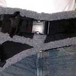 Small Safety Sure Sherpa Lined Belt