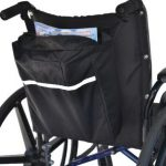 Standard Seat Back Bag for Wheelchairs, Scooters